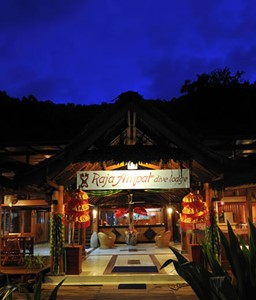 Bild von RAJA AMPAT DIVE LODGE KABUI PROGRAM 3 DAY